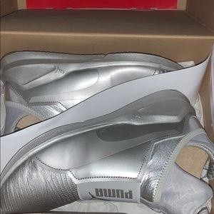 Puma fierce metallic shoe